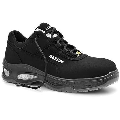 ELTEN - Calzado de protección para hombre, color negro, talla 38 EU