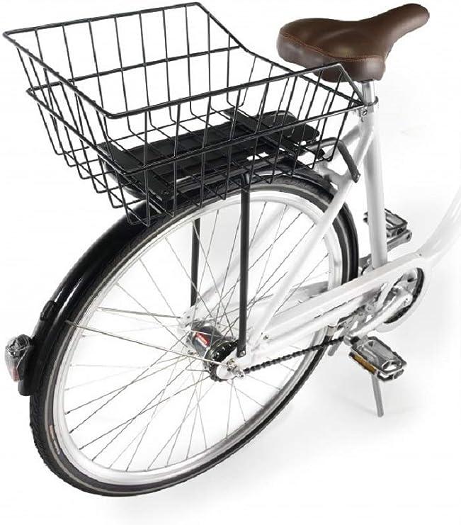 Ducomi Cesta Bicicleta Trasera Universal - Adultos, Niños o Perros ...