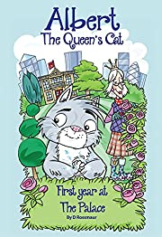 The Queen's Cat (First Year at The Palace Book 1)