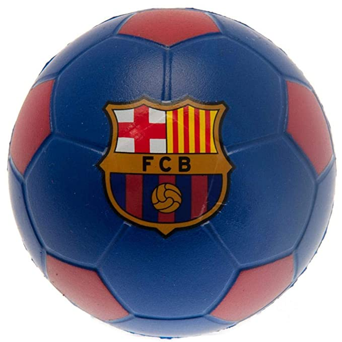 Amazon.com: FC Barcelona Stress Ball (One Size) (Blue/Red ...