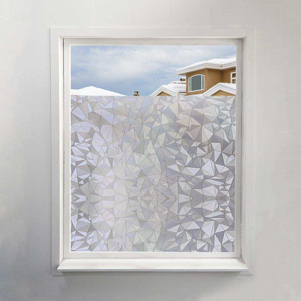 Selbstklebende Fensterschutzfolie 40 cm x 150 cm für alle Gläser