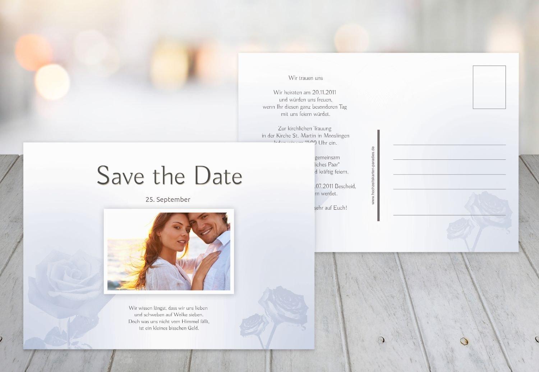 Kartenparadies Hochzeitskarte Save-the-Date Rosa, hochwertige Save the Date Karte zur Hochzeit   30 Karten - (Format  148x105 mm) Farbe  HellRosa B01NAVAK4H | Überlegene Qualität  | Modisch  | ein guter Ruf in der Welt