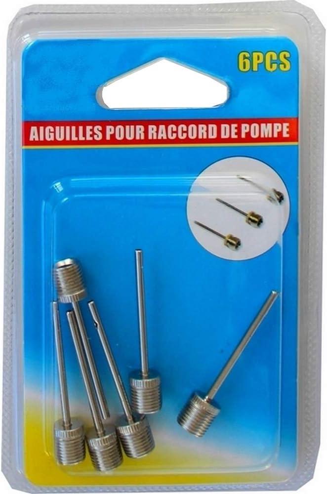 Sunflex Remplacement Aiguilles BallpumpeBallon pompe gonfler pompe à air