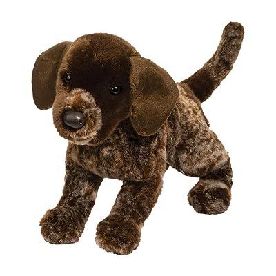Douglas Wolfgang Pointer Plush Stuffed Animal: Toys & Games