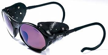 Gafas de sol Julbo Sherpa - Marco de Nylon Negro, Cuero ...