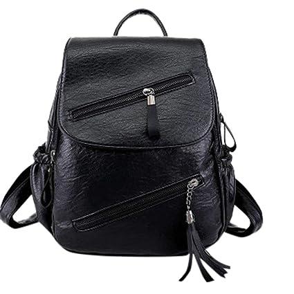 dc6d76b9b3cb Amazon.com - Clearance!DDKK Backpack 3Pcs Unisex Canvas Casual ...