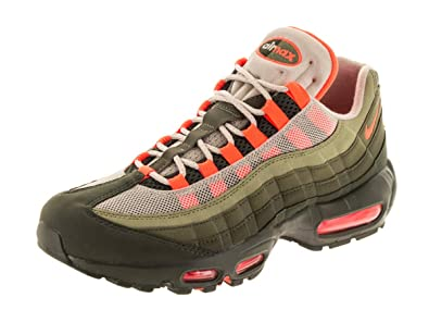 promo code 9cfe5 439b1 Nike Air Max 95 OG, Sneakers Basses Mixte Adulte, Multicolore (String Total