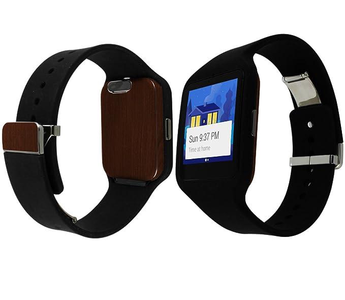 Amazon.com: Skinomi Sony Smartwatch 3 Screen Protector + ...