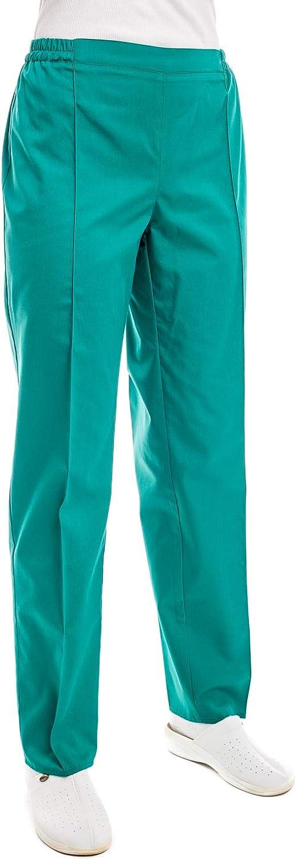 Nurses Tunics May Use As Fancy Nurse Outfit Costume Scrub for Healthcare Work Doctors Beauty Tunic Pants for Women Nursing Medical Scrubs Uniforms Dental Uniform XS - 3XL Therapist