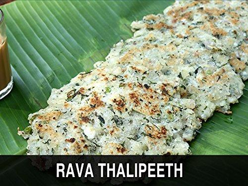 Rava Thalipeeth Ruchkar Mejwani Karwar Special