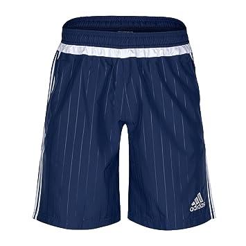 4af5483194a58b adidas Tiro 15 Woven Short Hose kurz Schwarz Weiss  Amazon.de  Sport ...
