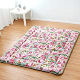 DHWJ WCCT Tatami mattress,Padded folding mattress,Single student dormitory mattress-A 220x240cm(87x94inch)