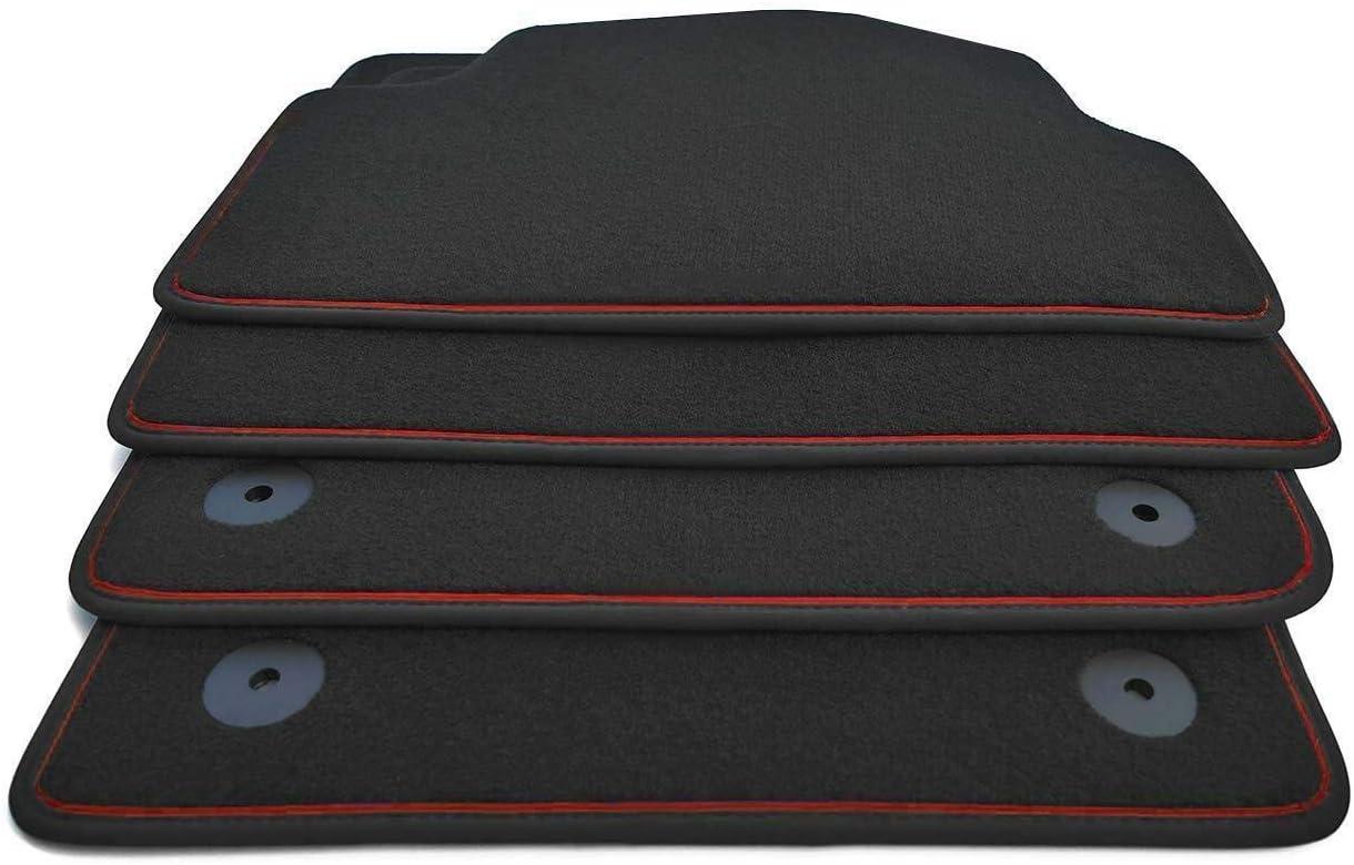 Lupex Shop tpmis4fix Polo.05/Tapis de Sol en Moquette avec Logo