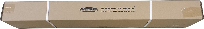 BRIGHTLINES 2005-2010 Honda Odyssey Cross Bars Roof Rack OE Style