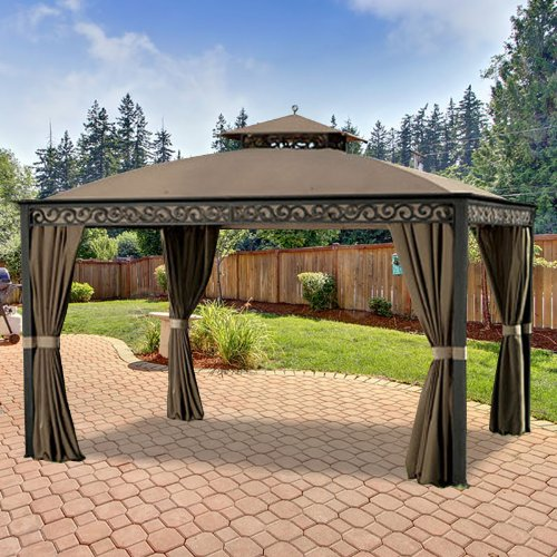 Southport 10x12 Gazebo Replacement Canopy