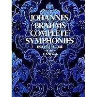 Complete Symphonies in Full Score (Vienna Gesellschaft Der