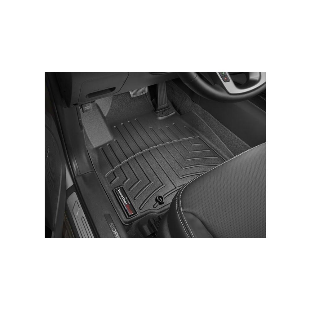 Weathertech floor mats 2015 kia sorento - Amazon Com 2014 Kia Sorento Weathertech Digitalfit Floor Liners 1st Row Mats Automotive