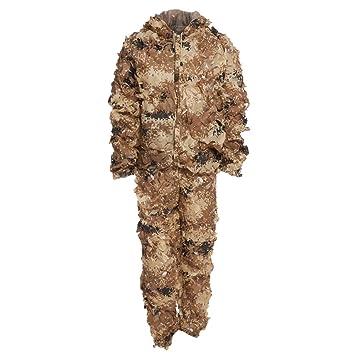 Amazon.com: Dawwoti - Juego de trajes de camuflaje para caza ...
