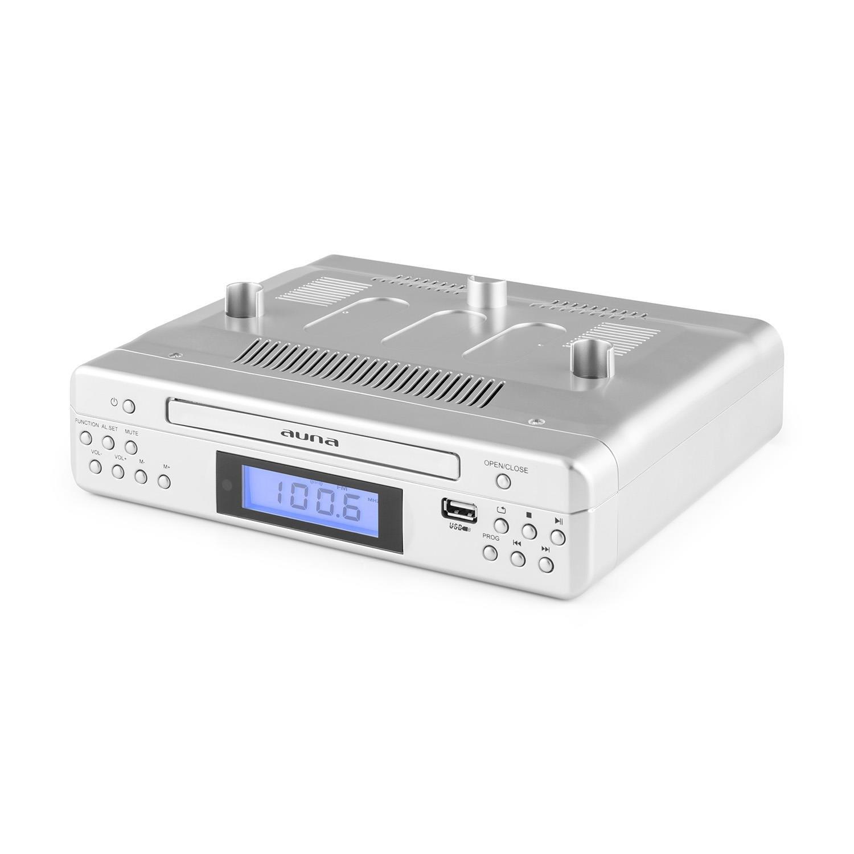 Auna KR 150 Radio Grabadora (Reproductor de CD, reproducción de MP3)