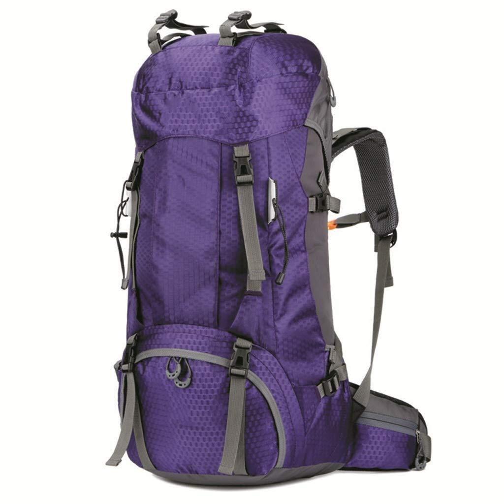 E  AJZXHE Sac d'alpinisme en Plein air Sports de Plein air Sac à Dos Camping randonnée Sac à Dos imperméable Sac d'alpinisme Sac à Dos de randonnée (Couleur   B)