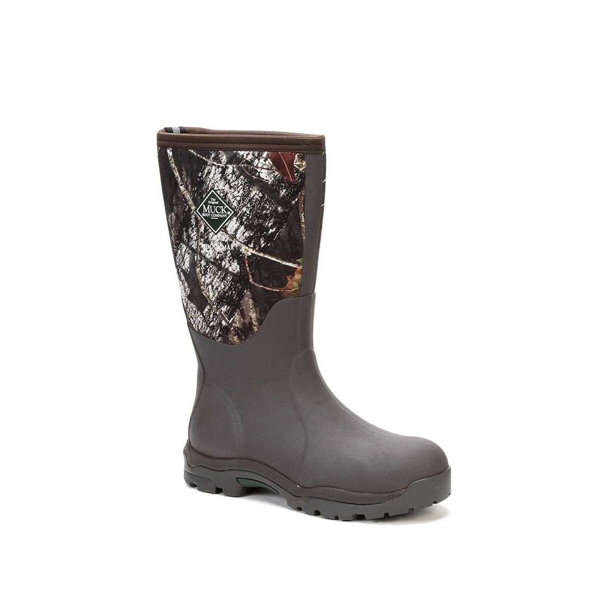 Muck Boots Women's Woody Max Boot, Mossy Oak Break-Up, 10 B(M) US Womens by Muck Boot