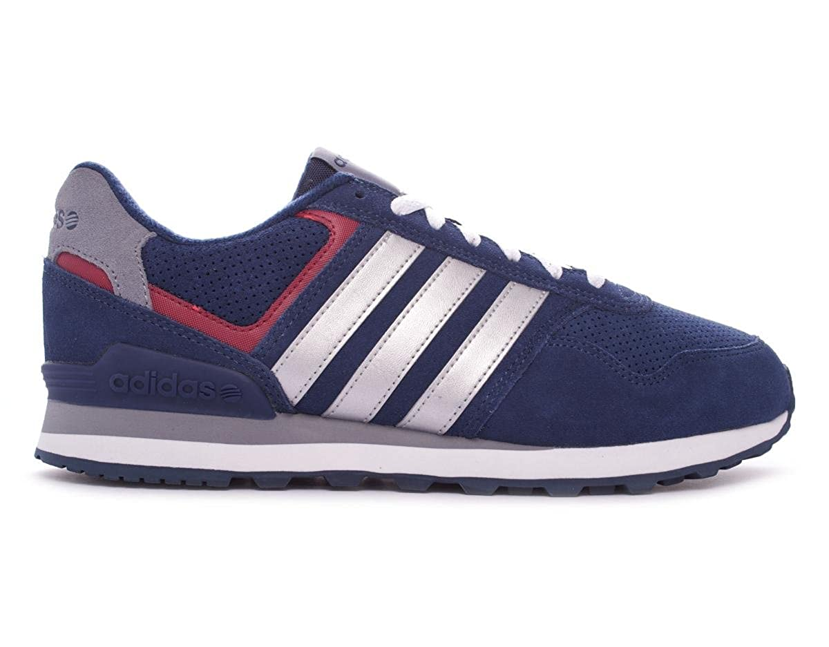 Desesperado declarar Furioso  adidas Unisex Adults' F98291 Runeo 10K Blue Size: 13.5 UK: Amazon ...
