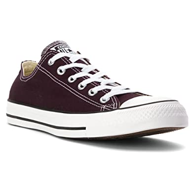 Chuck Taylor® Oxford Black Cherry Sneakers QZqgLO