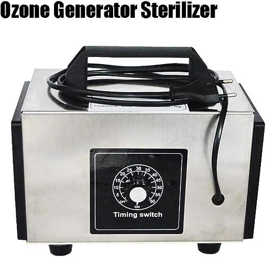 TIANXIAWUDI Ozonizador,Generador de ozono esterilizador con ...