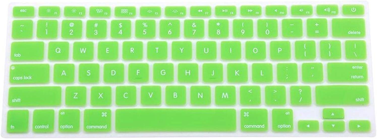 Pink Silicone Keyboard Cover Protector Skin for Pro 13 15 17 Pro Air 13 Soft Keyboard Stickers 7 Colors 11 12 13 15 17 inch
