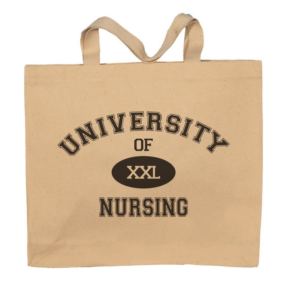University Of XXL Nursing Totebag Bag