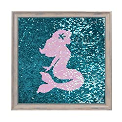 Mermaid Sensory Sequin Wall Decor