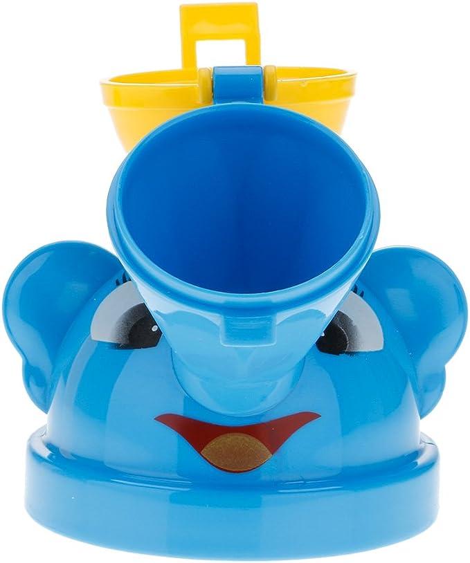 cuiyoush Mini Ventilateur de Poche /à air aliment/é par Piles pour Voyage en ext/érieur Portable Couleur al/éatoire Multicolore