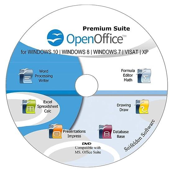 Amazon.com: Office Suite 2018 Alternative to Microsoft Office Home ...