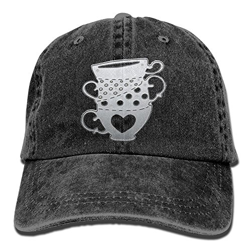 Creative Cup Baseball Caps Adult Sport Cowboy Trucker Hats Adjustable Black By - Mall In Jacksonville Stores