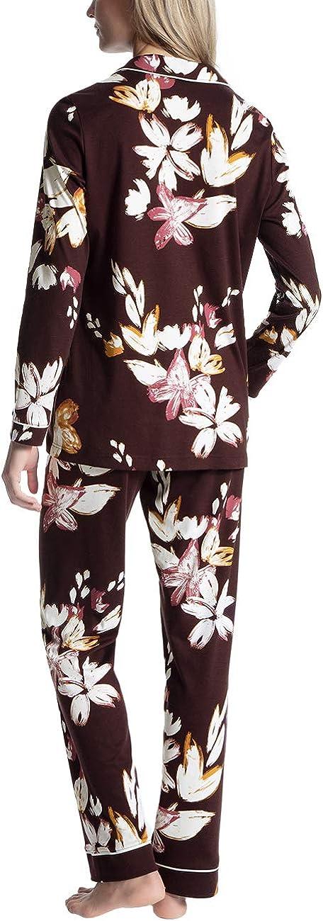 Calida Damen Cosy Choice Zweiteiliger Schlafanzug