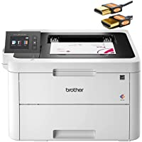 Brother HL-L3200CDW Series Compact Digital Wireless Color Laser Printer - Mobile & NFC Printing - Auto Duplex Printing…