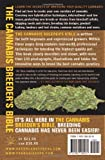 The Cannabis Breeder's Bible: The Definitive