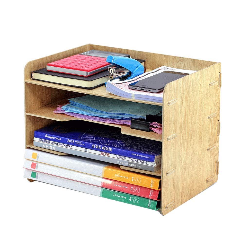 WXH-Datei Halter Feilenhalter Einfache Aufbewahrungsbox für Bücherregale B07HD5J38T    | König der Quantität