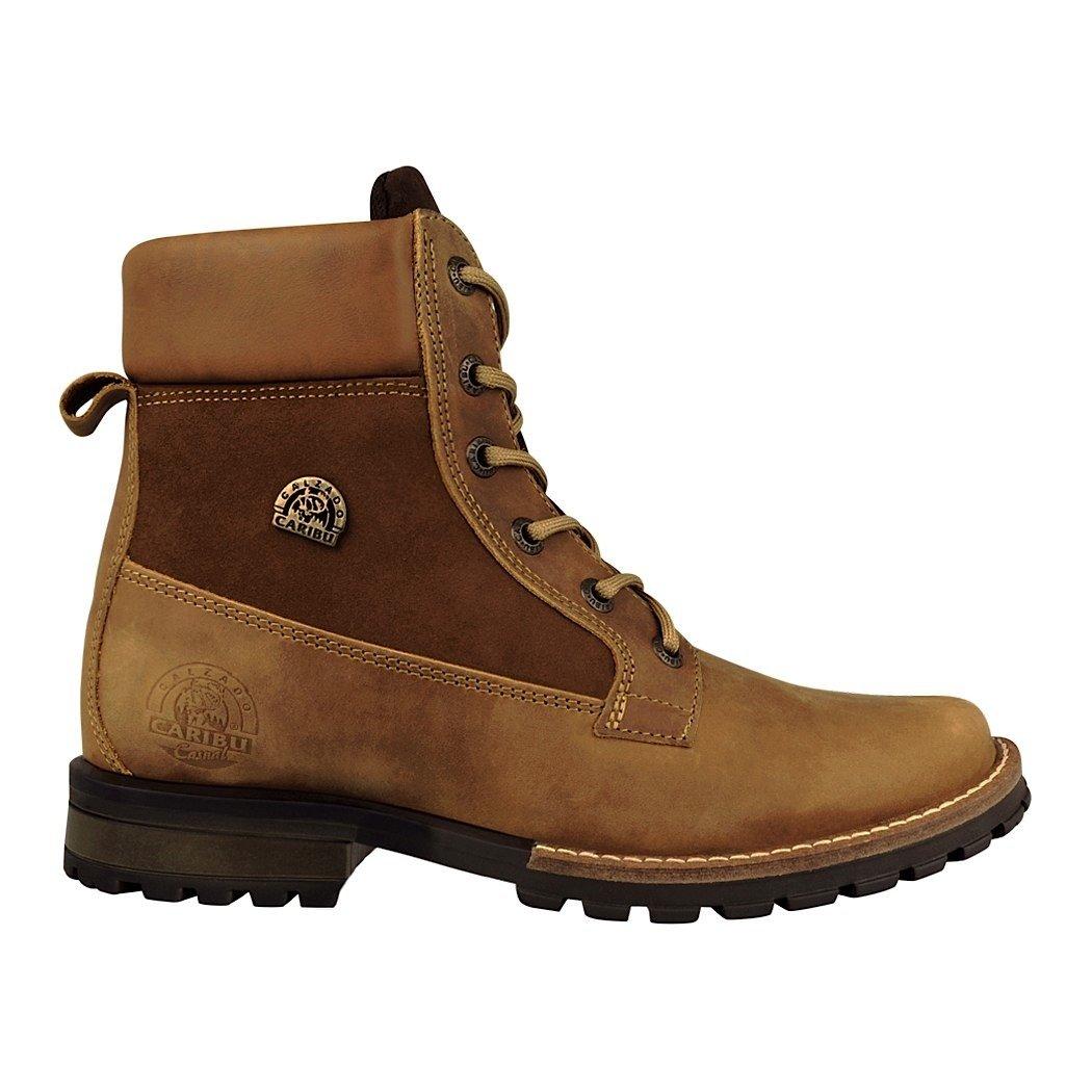 e66e6ea4 CARIBU Botas Casuales para Hombre Piel Miel 818: Amazon.com.mx: Ropa,  Zapatos y Accesorios