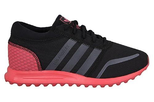 adidas - Zapatillas de Material Sintético para Mujer Negro Negro: Amazon.es: Zapatos y complementos