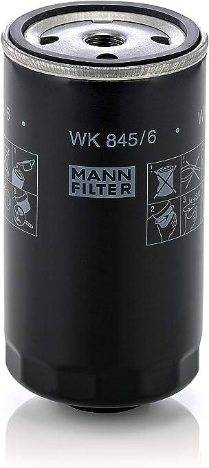 Original Mann Filter Kraftstofffilter Wk 845 6 Für Pkw Auto