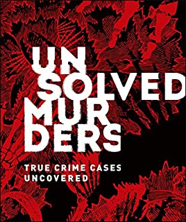 Book Cover: Unsolved Murders: True Crime Cases Uncovered