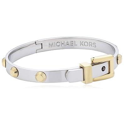 Michael Kors MKJ1829 931 Astor Armreif mit Schnalle Gold