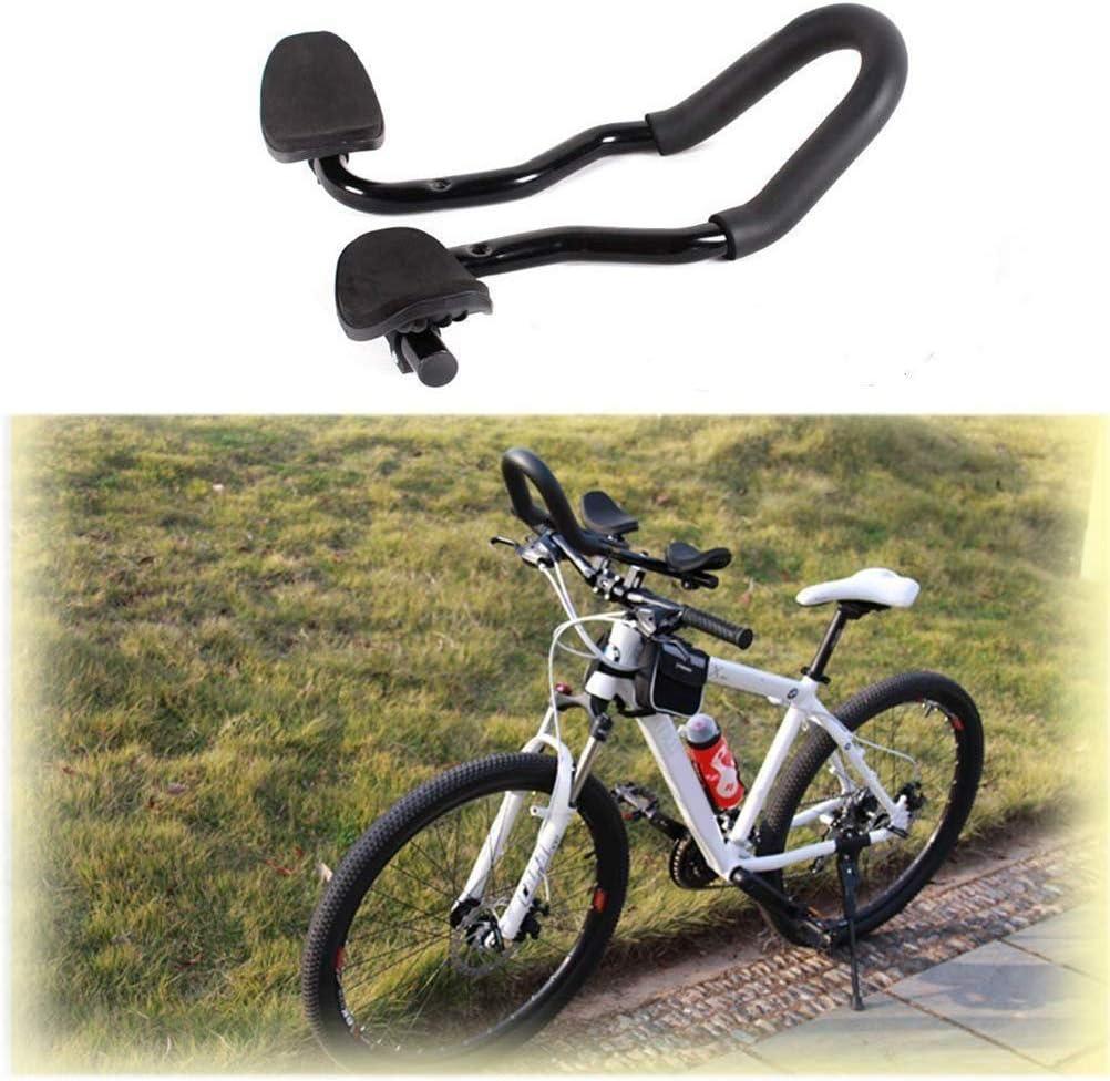 Manillar de triatlón, Bicicleta Aero Bar Ciclismo Reposabrazos ...