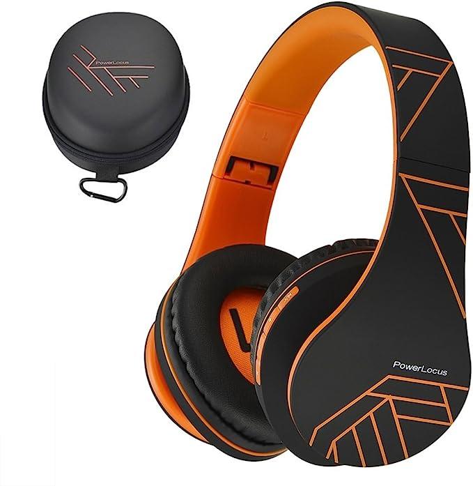 150 opinioni per POWERLOCUS Bluetooth Cuffie Auricolari Pieghevoli, Over Ear Bluetooth Headphones