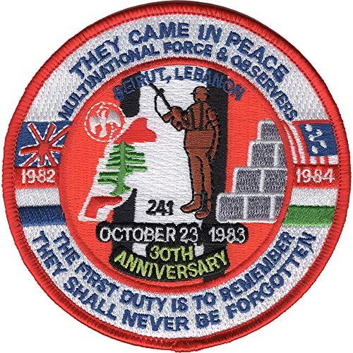 Marine Corps Beirut Lebanon 30th Anniversary ()