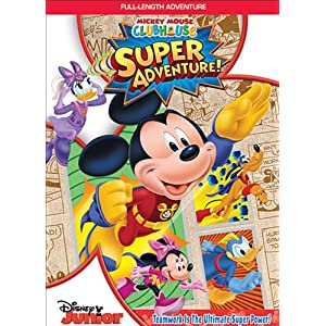 Disney Mickey Mouse Clubhouse: Super Adventure (2016)