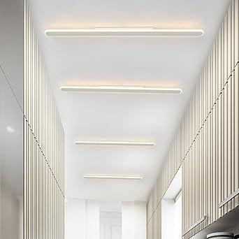Modern Einfache LED Lange Streifen Deckenleuchten Wohnzimmer ...