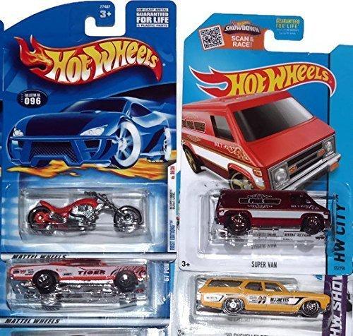 hot wheels 4 pack - 2