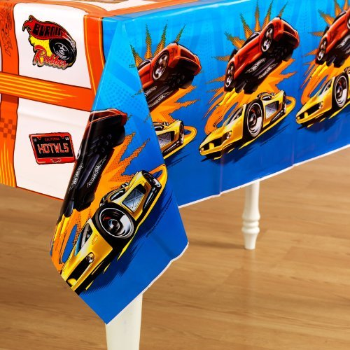 Amscan Hot Wheels Speed City 54